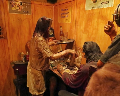 The Beanery (1965) by Edward Kienholz