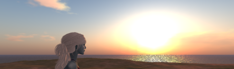 1st Picture of new Second Life Island