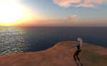 First pictures of new Second Life island