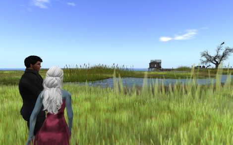 On the Gulf of Lune in Second Life