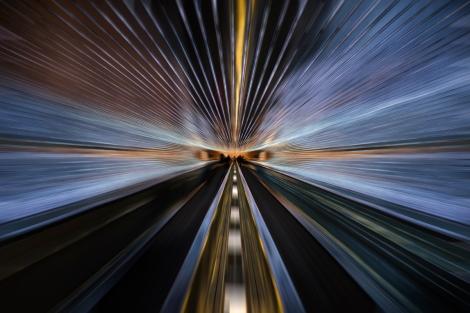 Road speeding by