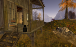 Hiker's cabin, The Trace Too, Second Life